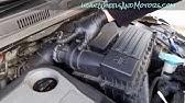 P229F, P20EE - how to replace NOx sensor 2 VW Sharan 2 0tdi (Seat