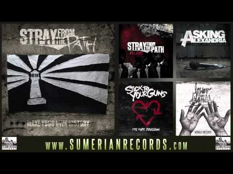 STRAY FROM THE PATH - Negative and Violent