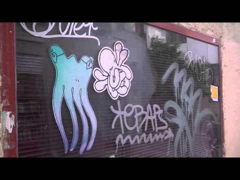 Safari Urbano - Madrid Street Art Project