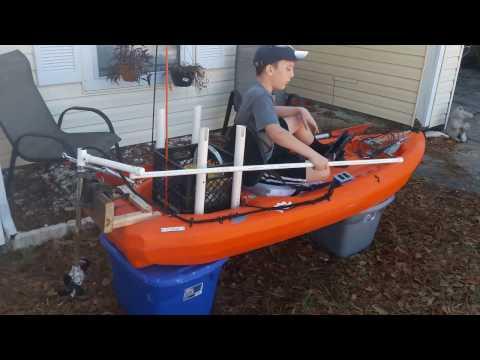 Lifetime Kayak Walkaround