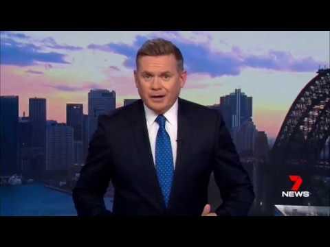 Seven News Sydney | Weather & Closer - (21.10.2016)