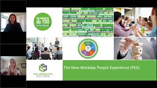 Virtual Learning Series: The New Workday People Experience