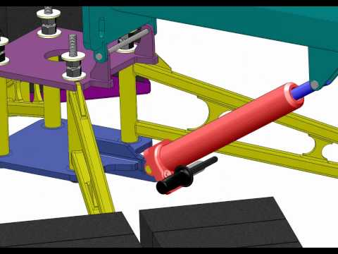 Wind Turbine Portable Foundation Assembly - American Resource & Energy