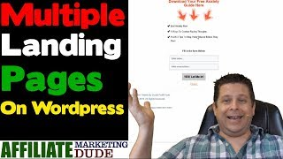 How to Create a Multiple Landing Pages on WordPress in Minutes - Stunningly Simple Tutorial
