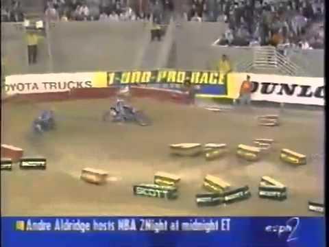 1998 AMA Supercross Rd3 from Tempe AZ