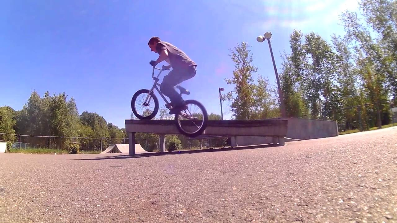 course bmx pointe du lac