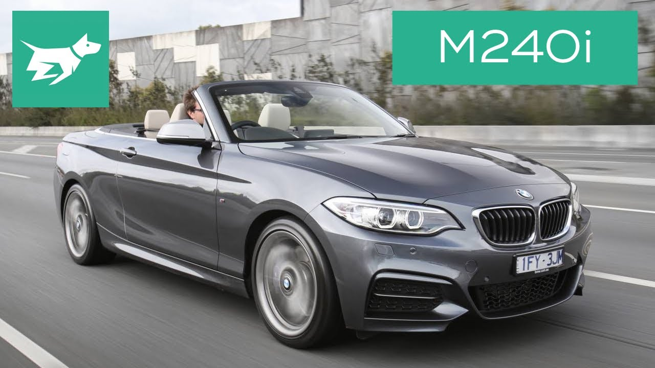 2017 Bmw M240i Convertible Review