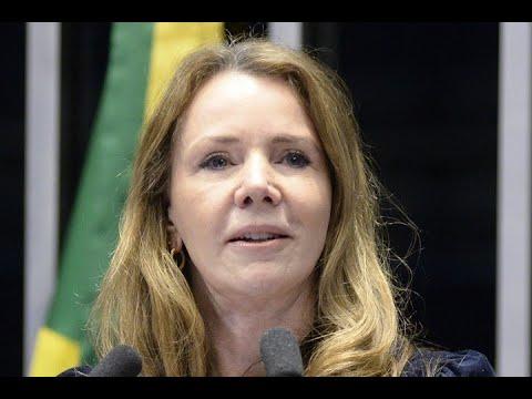 Vanessa Grazziotin critica aumento da expectativa de deficit fiscal pelo governo federal