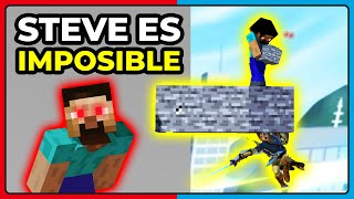 ¿Minecraft ROMPE Smash? 💥 ¡TODO sobre Steve en Smash Bros! (Nintendo Switch)
