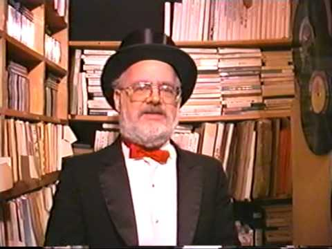 Behind The Dementia - Alcon 2000 Dr  Demento Documentary