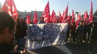 Italpizza sciopero SICobas modena