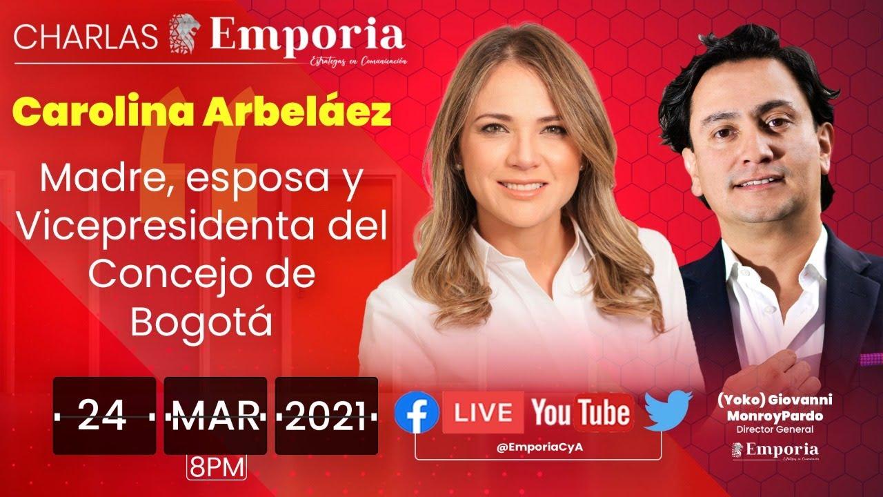 Charlas Emporia - Carolina Arbeláez
