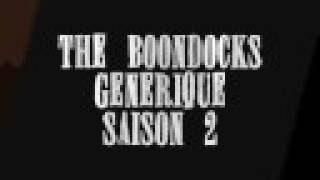 the boondocks générique