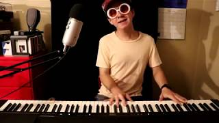 Daniel - Elton John | Piano & Vocal Cover by Jack Seabaugh