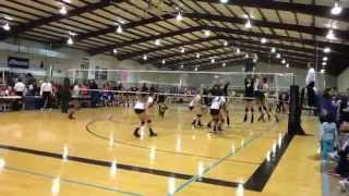 Lauren Jarrell - 2014 Club Highlights