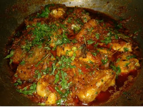 Fish curry recipe/how to make fish curry/tasty indian recipe.