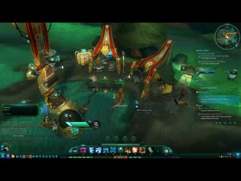 Wildstar F2P MMO Chua Medic Gameplay Part 10 Ellevar 100% Map Walkthrough