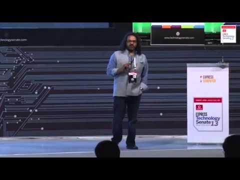 Keynote by Mr Romi Mahajan at Technology Senate 2015