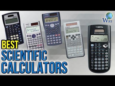 8 Best Scientific Calculators 2017