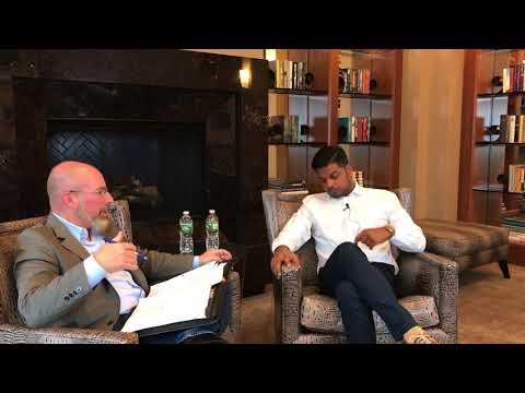 Richie Etwaru Blockchain Interview Part 2 of 4