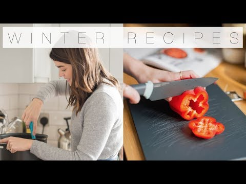 What I Eat In A Day: Winter Recipes | AD | The Anna Edit