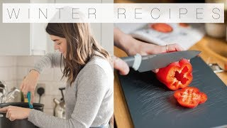 what i eat in a day winter recipes   ad   the anna edit
