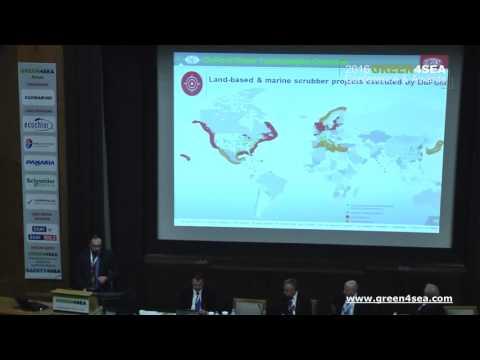 2016 GREEN4SEA Forum -  Marco Dierico