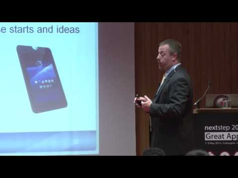 OutSystems - The Path to Business Innovation - Matt Bouchard, Charles River - NextStep 2013