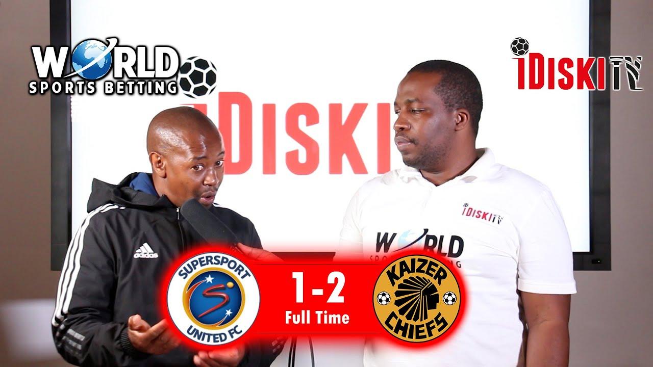 Download Supersport 1-2 Kaizer Chiefs   Chiefs Fans Deserve Entertaining Football   Joseph Makhanya