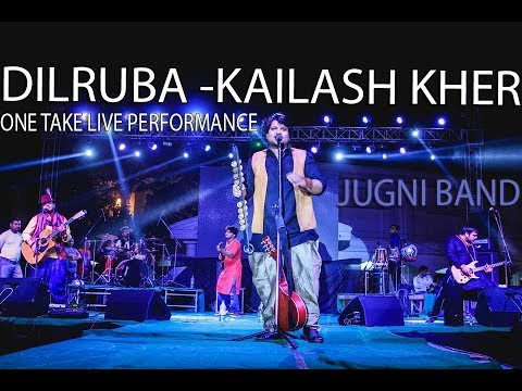 Sufi Rock Band Delhi | Dilruba |  Kailash Kher | Jugni Band | Live