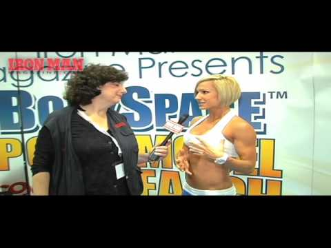 2010 Fit Expo – Ruth and Jamie Eason