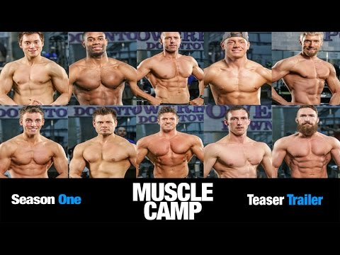 Muscle Camp Season 1 | Teaser Trailer
