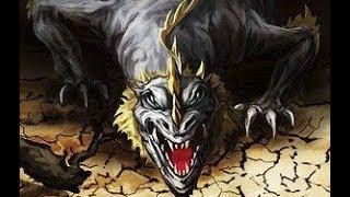 Что за монстр живёт в Кобяковских подземельях. Странные факты о чудовищах заблудившихся во времени.
