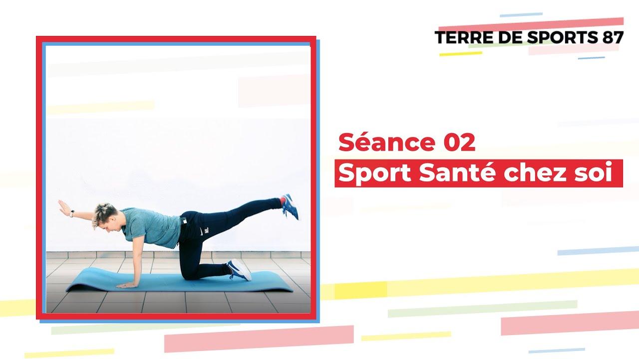 Sport santé - séance 02