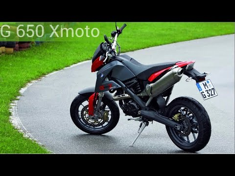 BMW G 650 Xmoto - Enjoying Fast Bends On The Road
