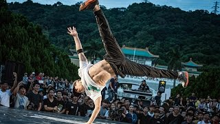 Just Fit vs Blond - Quarterfinals - Red Bull BC One Asia Pacific Final 2014