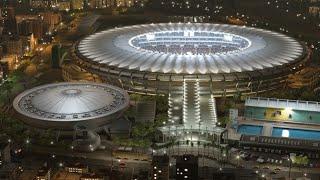 PES 2016 Maracanã Stadium ( Data Pack 2.00 )