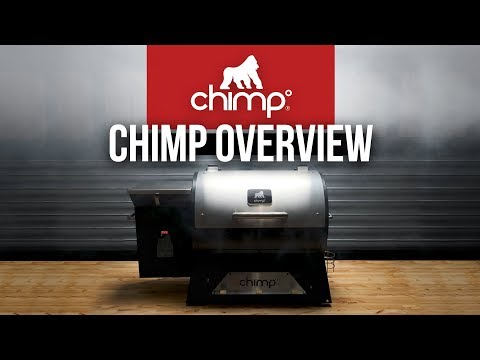 Chimps are tough!