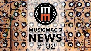 MUSICMAG TV NEWS #102: Soma PULSAR-23, скандал от Behringer, eJay на стероидах и др.