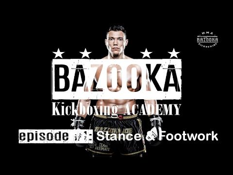 BKA - Episode #1 - Stance & Footwork