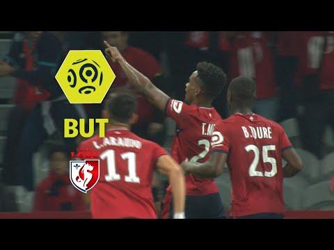 But Thiago MENDES (74') / LOSC - ESTAC Troyes (2-2)  / 2017-18