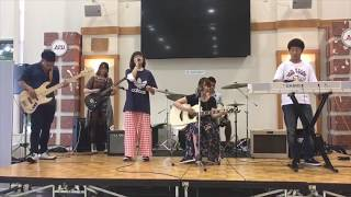 「up to you」APU Life Music at Music Festival
