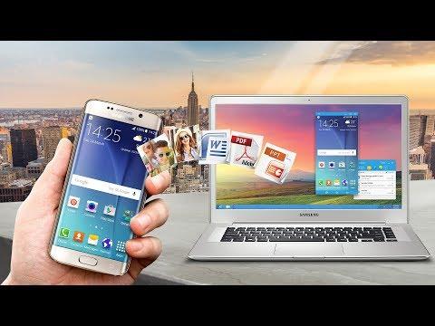 I Present You: Samsung SideSync