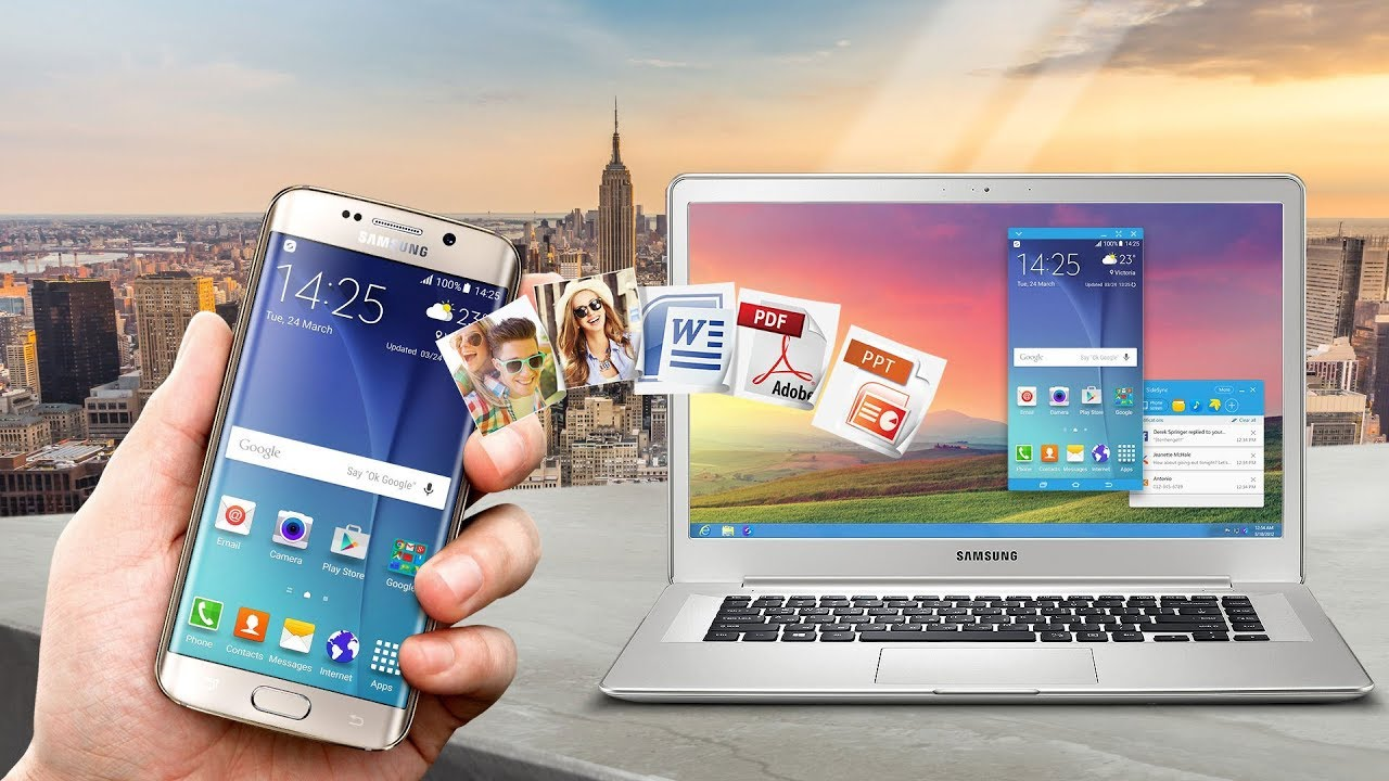 Samsung SideSync Download (2019 Latest) for Windows 10, 8, 7