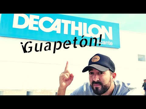 INTRUSO ARGENTINO  EN EL DECATHLON DE ESPAÑA *EPIC VÍDEO*