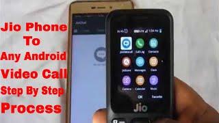 Jio Phone to Any Android Video Call Kaise Kare   Video Call Quality Test   Bengali Tutorial screenshot 4