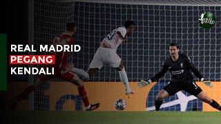 Real Madrid Pegang Kendali