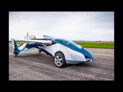 Flying Car Concept: Terrafugia, Aeromobil, PALV, Zee.Aero