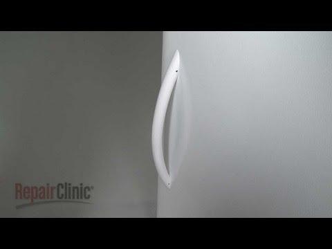 Door Handle - Frigidaire Upright Freezer