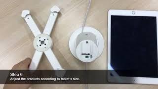 Soporte para iPad y tabletas Android o Windows KNPOL818